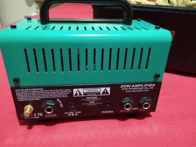 Amplificador Pre Valvulado