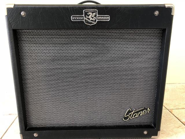 Amplificador Staner Stage Dragon Bx 200