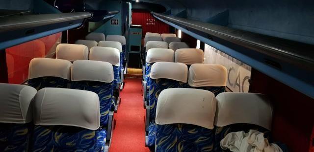 Micro Onibus IrizarCentury M-benz - Foto 11