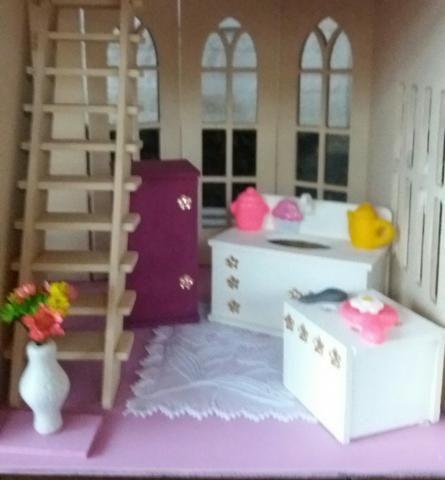 Casinhas de boneca Polly - Foto 4