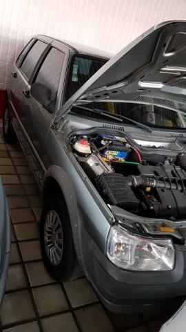Fiat uno way 4 portas com ar - Foto 3