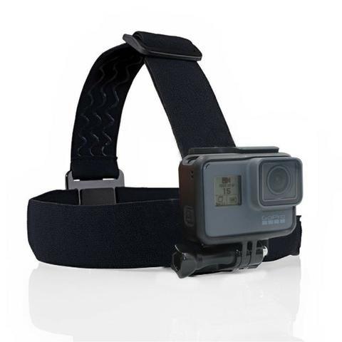 Suporte de Cabeça para Câmera GoPro Hero 3 4 5 6 7 Black Silver White R$69,00