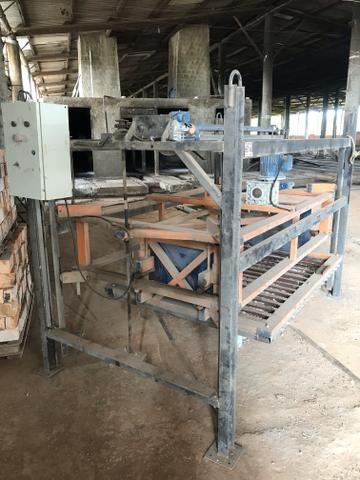 Equipamentos para fabricar blocos de concreto celular