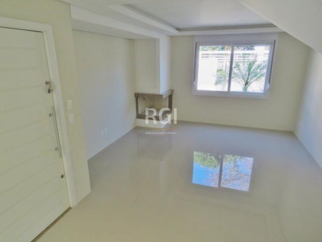 Casa de condomínio para alugar com 3 dormitórios em Nonoai, Porto alegre cod:BT8012 - Foto 8