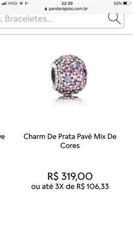 Charm Pave Pandora - Foto 2
