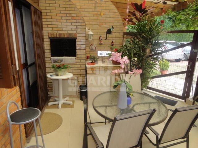 Casa de condomínio à venda com 3 dormitórios em Cavalhada, Porto alegre cod:151091 - Foto 6
