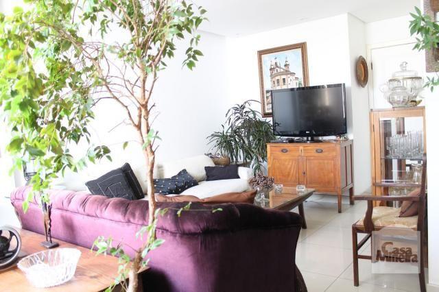 Apartamento à venda com 3 dormitórios em Grajaú, Belo horizonte cod:257543