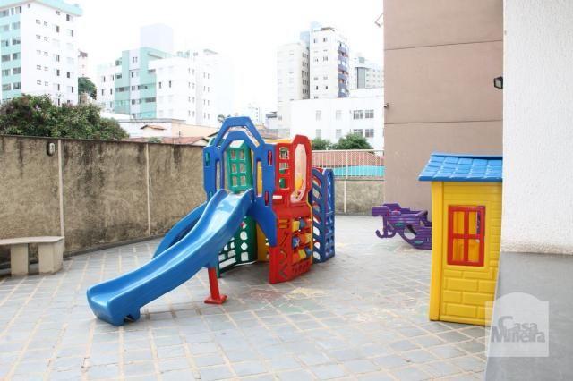 Apartamento à venda com 3 dormitórios em Grajaú, Belo horizonte cod:257543 - Foto 12