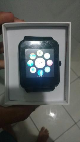 Relógio bluetooth (smartwatch) - Foto 2