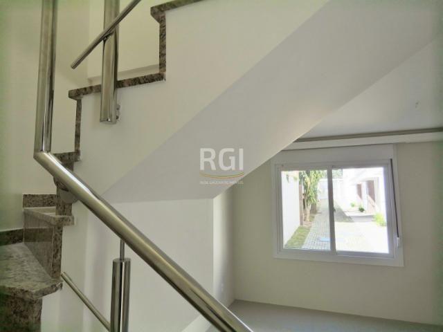 Casa de condomínio para alugar com 3 dormitórios em Nonoai, Porto alegre cod:BT8012 - Foto 11