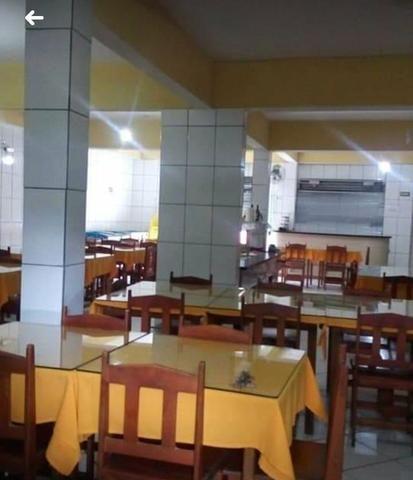 Instalação completa para restaurante