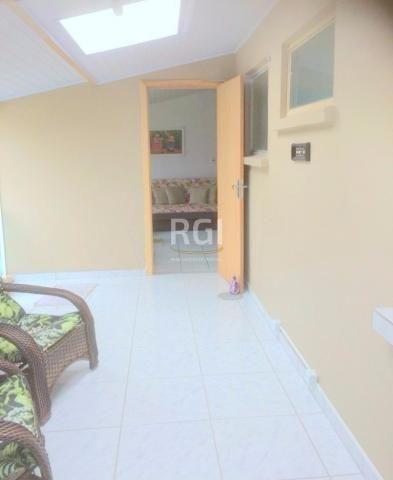 Casa à venda com 2 dormitórios em Atlântida sul (distrito), Osório cod:LI261150 - Foto 8