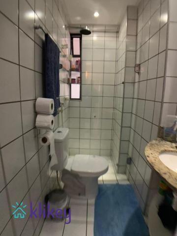 Apartamento à venda com 3 dormitórios em Joaquim távora, Fortaleza cod:7459 - Foto 10