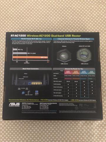 Roteador Asus RT-AC1200 - Foto 5