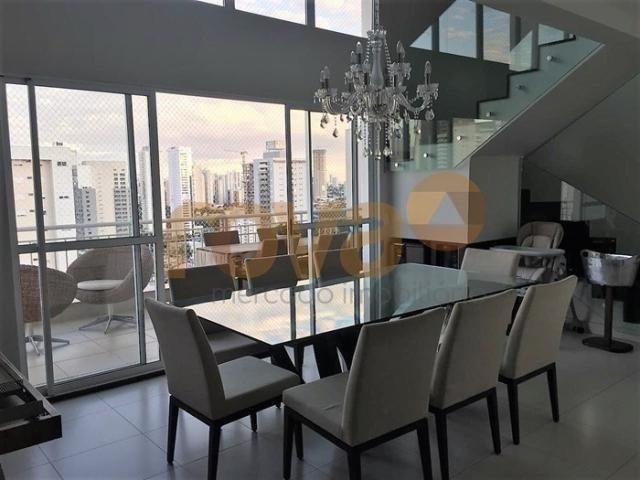 Apartamento à venda com 3 dormitórios em Setor bueno, Goiânia cod:NOV235489 - Foto 2