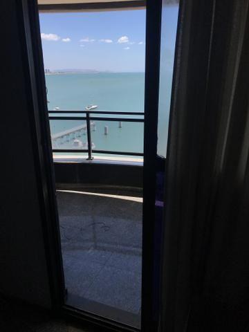 Flat no Porto Jangada, vista mar , tudo incluso - Foto 3