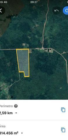 Com Poço Artesiano 80m 30 hectares