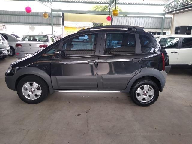 Fiat Idea Adventure 1.8 - completa - Única dona - Tirado em Goiânia - Foto 7
