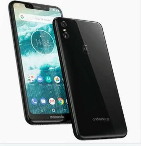 Motorola One 64 GB Novo completo - Foto 2
