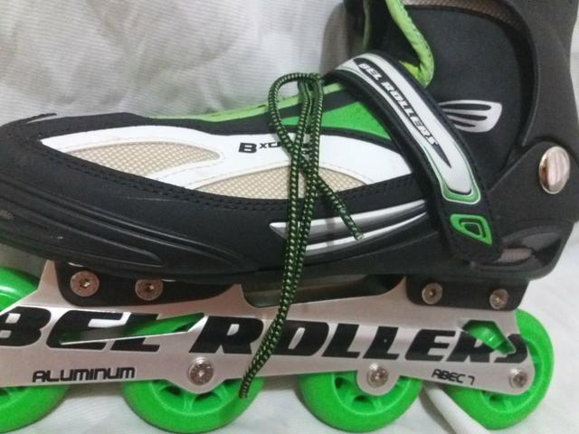 Roller B Xtreme 5000 - Bel Sports tamanho 42 - Foto 6