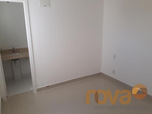 Apartamento à venda com 4 dormitórios em Setor marista, Goiânia cod:NOV87659 - Foto 12