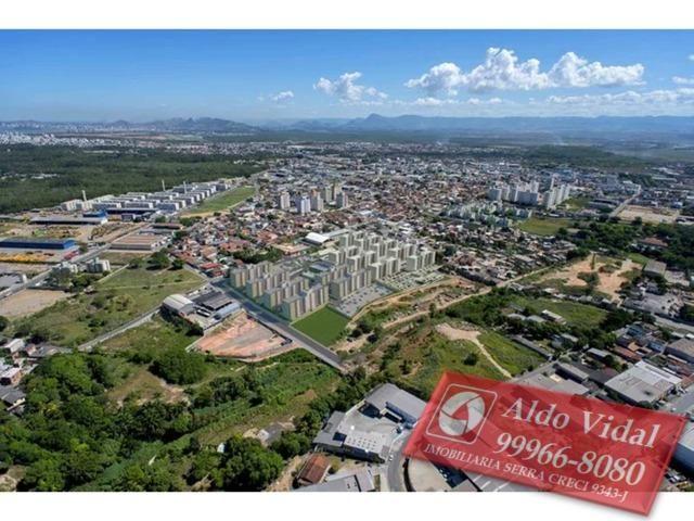 ARV 33- Apto Novo 2Q + 1 Múltiplo Uso, Jardim Limoeiro , Serra E.S - Foto 11