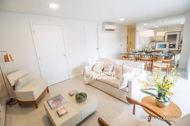 Imperator apartamento com 3 dormitórios à venda, 138 m² por r$ 950.000 - guararapes - fort - Foto 5
