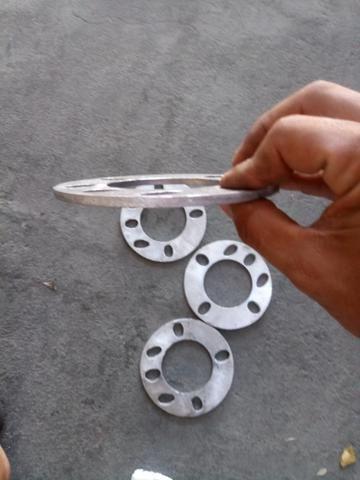 Espaçadores de rodas pra vender logo - Foto 2