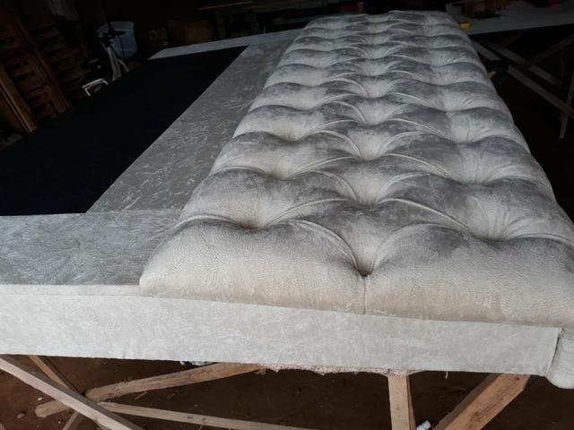 Empresa magistral cabeceira está com promoção na fabricação de cabeceira de 1.25 de altura - Foto 4
