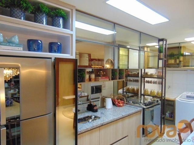 Apartamento à venda com 3 dormitórios em Setor pedro ludovico, Goiânia cod:NOV91510 - Foto 6
