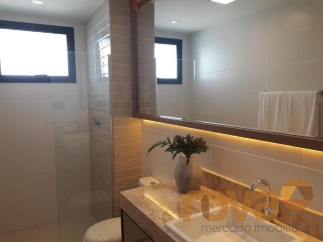 Apartamento à venda com 3 dormitórios em Setor marista, Goiânia cod:NOV89112 - Foto 18