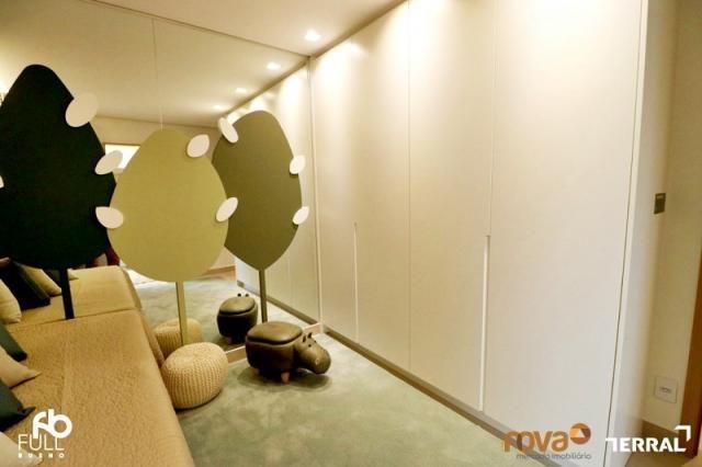 Apartamento à venda com 3 dormitórios em Setor bueno, Goiânia cod:NOV235717 - Foto 19