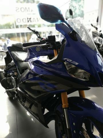 Nova YZF R3 320cc com ABS - 2020 - Foto 3