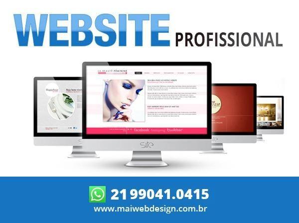 Criação de Sites Web Site