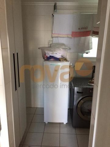 Apartamento à venda com 3 dormitórios em Setor bueno, Goiânia cod:NOV235489 - Foto 8