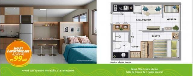 Lançamento de quarto e sala! Smart Costa Azul!! - Foto 5