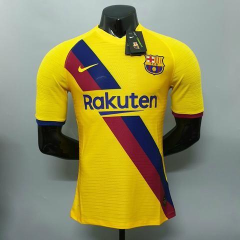 Camisa do barcelona lançamento 2019/2020