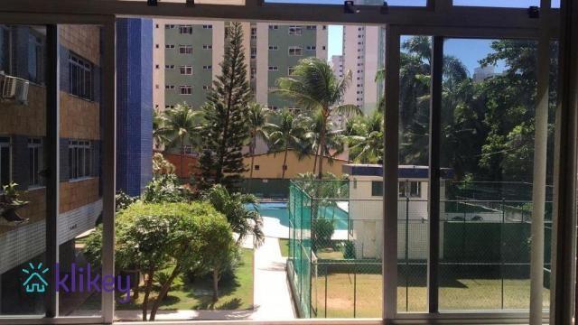 Apartamento à venda com 3 dormitórios em Varjota, Fortaleza cod:7382 - Foto 17