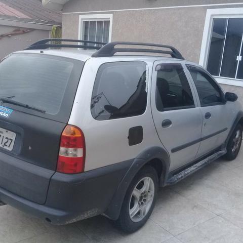 Vendo Fiat Palio Weekend adventure