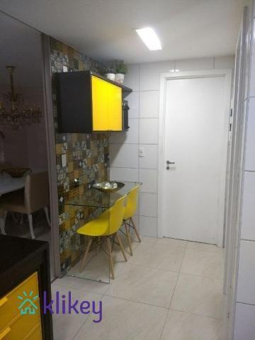 Apartamento à venda com 3 dormitórios em Fátima, Fortaleza cod:7401 - Foto 14