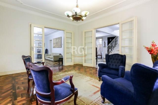 Casa à venda com 5 dormitórios em Petrópolis, Porto alegre cod:LI50877800 - Foto 9