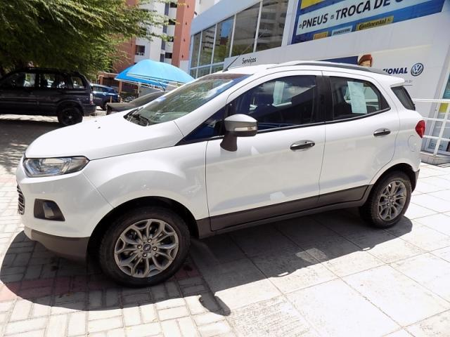 FORD  ECOSPORT 1.6 FREESTYLE 16V FLEX 2016 - Foto 10