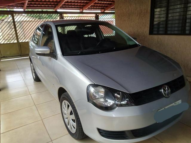 Polo Sedan 2012/2013 1.6 Prata Única dona Impecável - Foto 2