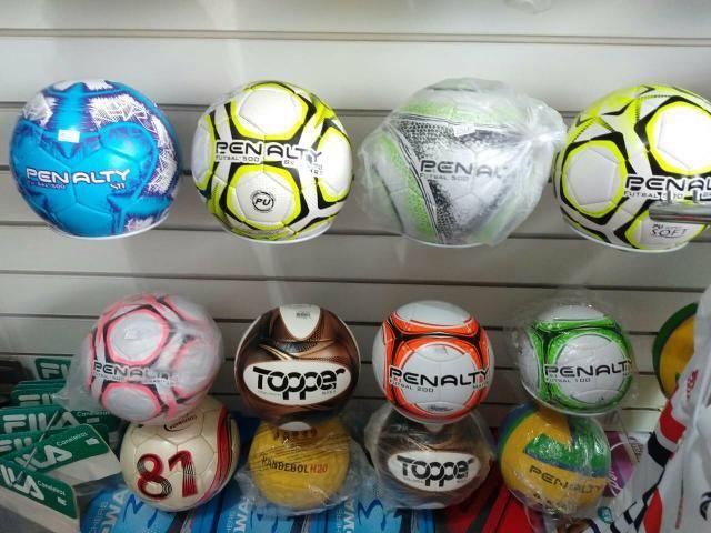 Bolas futsal promoção