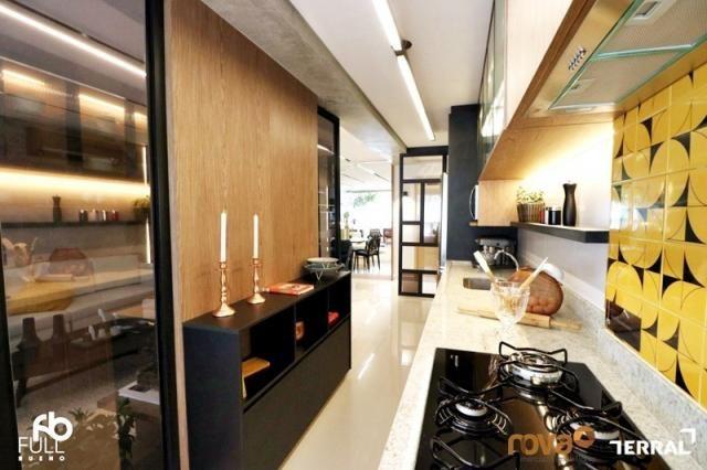 Apartamento à venda com 3 dormitórios em Setor bueno, Goiânia cod:NOV235717 - Foto 9