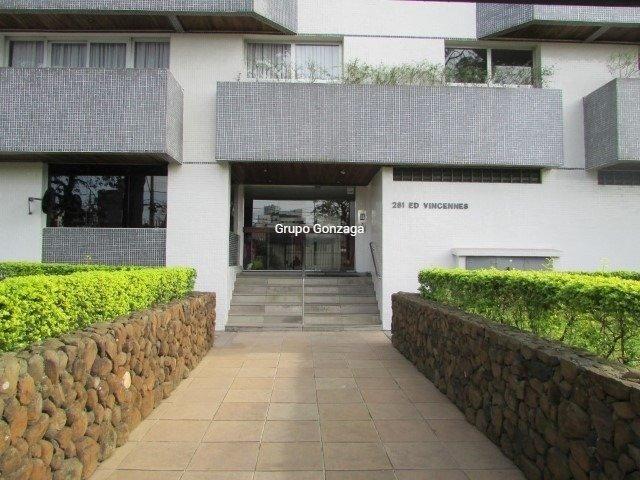Apartamento à venda com 3 dormitórios em Cabral, Curitiba cod:604 - Foto 2