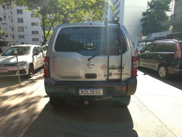 Vendo Nissan Xterra 2.8 SE 05/06 completa! - Foto 2