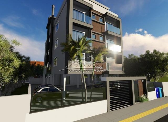Apartamento à venda com 1 dormitórios em Ingleses do rio vermelho, Florianópolis cod:1698 - Foto 4