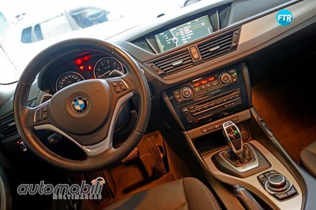 BMW X1 2015/2015 2.0 16V TURBO ACTIVEFLEX SDRIVE20I 4P AUTOMÁTICO - Foto 8