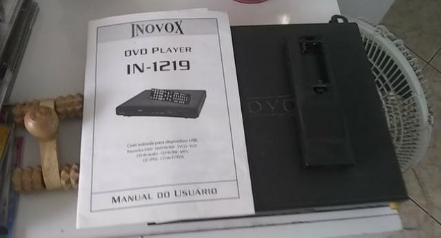 Dvd player in - 1219 inovox - Foto 2